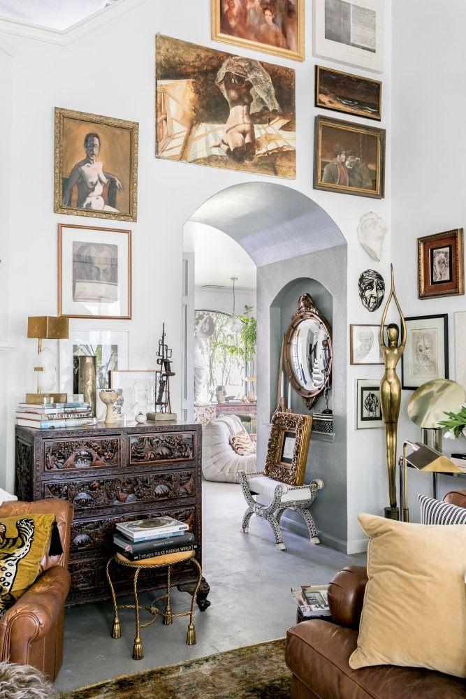 Courtney Creighton S Texas Home Is An Antique Filled Dream European Home Decor Home Decor Interior Design