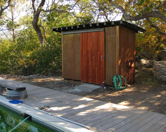 Pool Equipment, Pump Box, Shed, Enclosure
