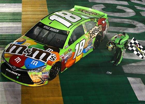 NASCAR Sprint Cup 2016 TV schedule on FOX Sports and NBC Sports  February 18, 2016