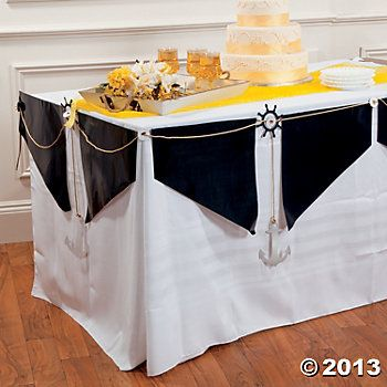 Nautical Wedding Table Garland, Garland, Party Decorations, Party Themes U0026  Events   Oriental