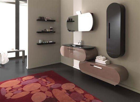 Best Colour Therapy Images On Pinterest Bathroom Ideas Room - Funky bathroom rugs for bathroom decorating ideas