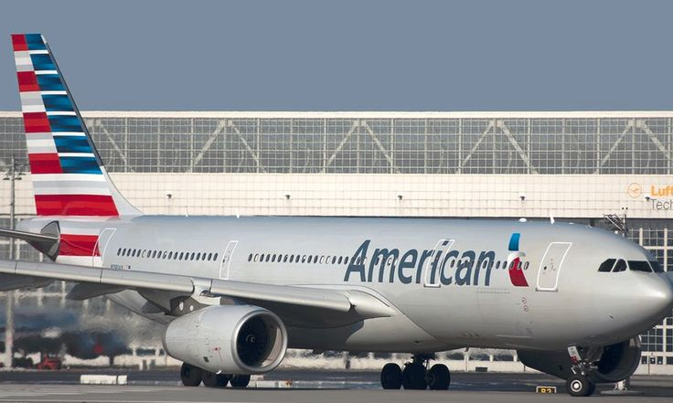 American Airlines, incumplida e informal - Plano informativo