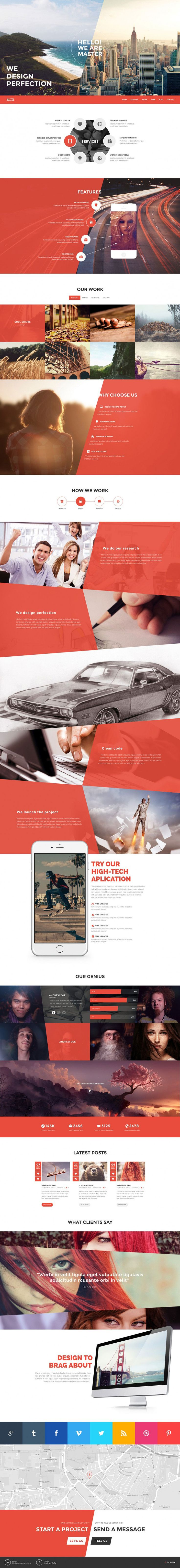 Here's 20 creative website design inspiration 2016 for web designers. These designs are not just creative but elegant too. Featuring these creative website design inspiration 2016 will be cool to...