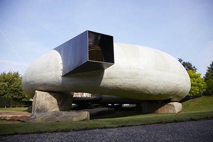 2014 Serpentine Pavilion (2014) by Smiljan Radic