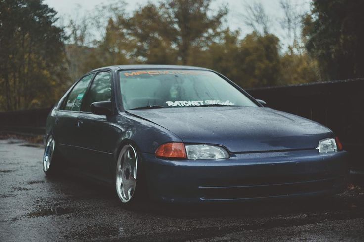 Honda Civic Eg8 Ferio Car Bike 4x4 Honda Civic Coupe