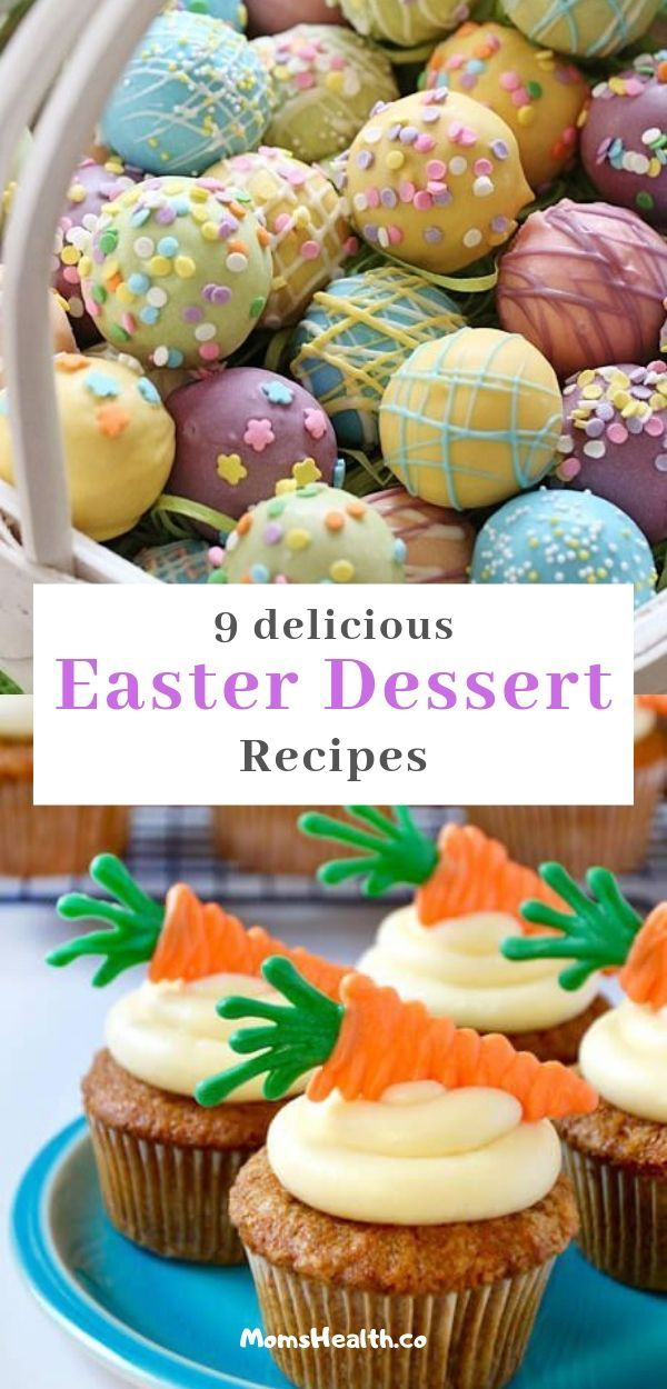 Easy Easter Dessert Recipes – Best Ideas for Kids and For a Crowd. Are you getti…   – desserts