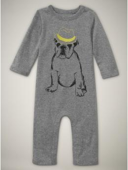 The Gap's Bulldog gear is so cute, now if only they could get Boxers on there...