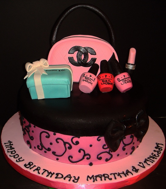 Nail Cake: 17 Best Images About Cake---Barber, Hairdresser And Nail