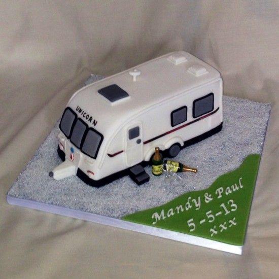 Caravan | Occasions Cake Makers