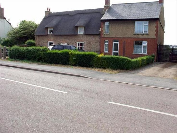 On the left Holborn House, Main Street, Yaxley | Cars, Domestic, Urban villages | Yaxley