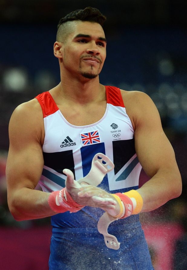 Louis Antoine Smith is a British artistic gymnast and fine too!!!!  Courtesy of MyPhotoStar.com