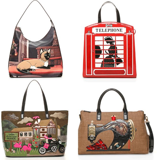 3 Braccialini Handbags Fall Winter 2014 2015 - pictures, photos, images