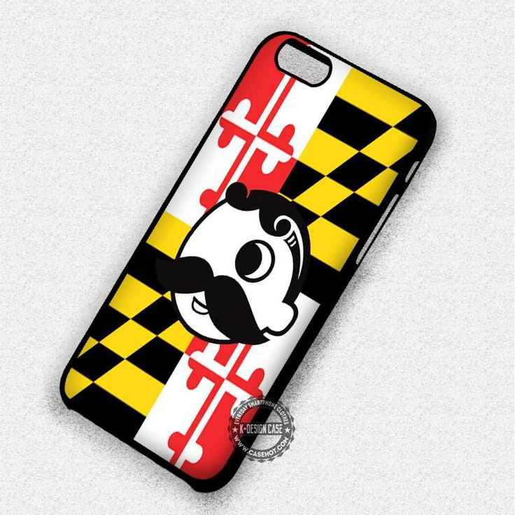 Natty Boh MD Flag - iPhone 7 6 Plus 5c 5s SE Cases & Covers