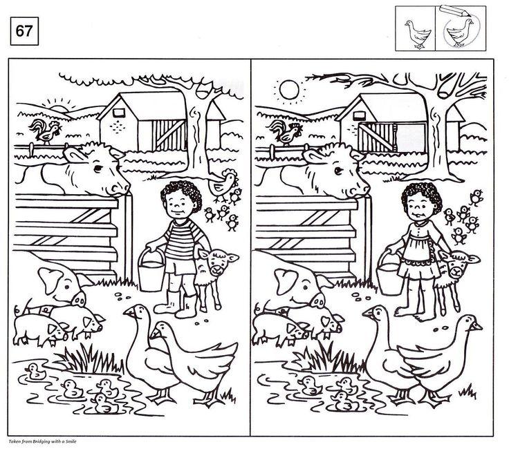 Find The Difference - Google'da Ara