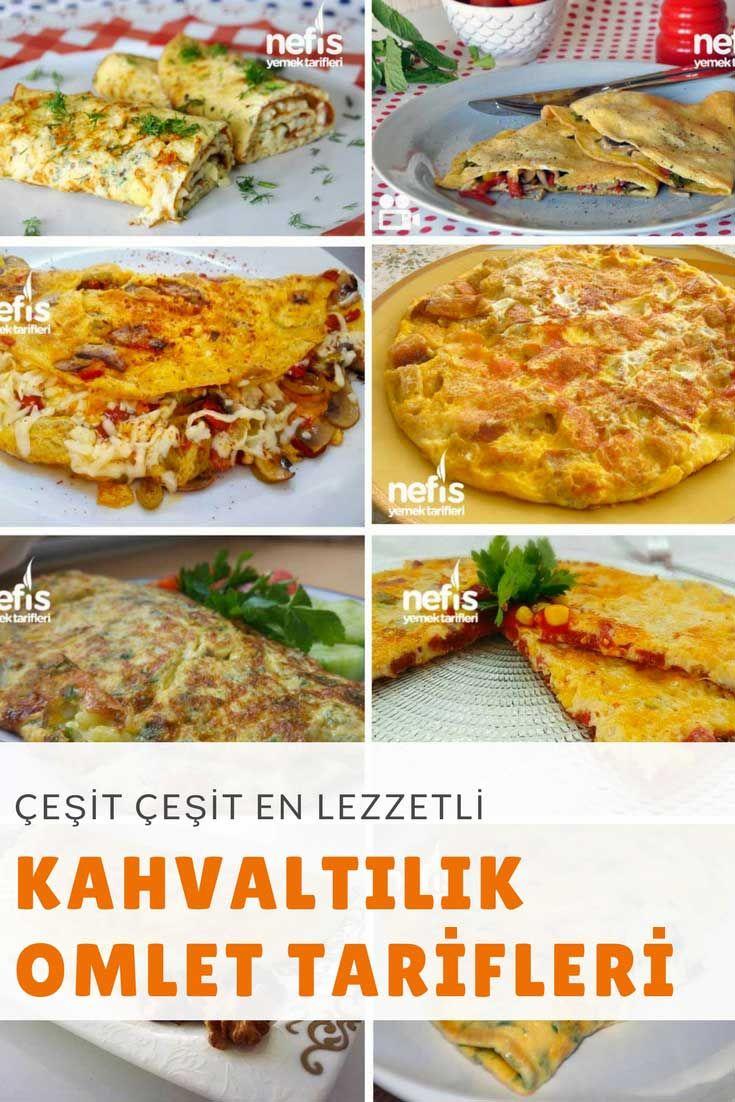 Birbirinden lezzetli tamamı denenmiş omlet tarifleri, resimli anlatımları ve püf noktalarıyla burada! Lezzetli omlet tarifi arayanlara özel değişik tarifler, sebzeli omlet tarifi peynirli omlet tarifi, pastırmalı, mantarlı ya da otlu omlet tarifi ve en beğenilen 13 farklı omlet tarifi için tıklayın! #nefisyemektarifleri #yemektarifleri #tarifsunum #lezzetlitarifler #lezzet #sunum #sunumönemlidir #tarif #yemek #food #yummy