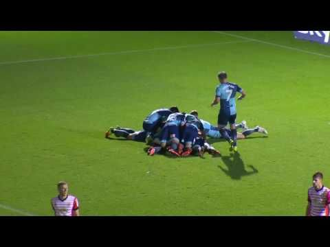Wycombe Wanderers vs Crewe - http://www.footballreplay.net/football/2016/09/27/wycombe-wanderers-vs-crewe/