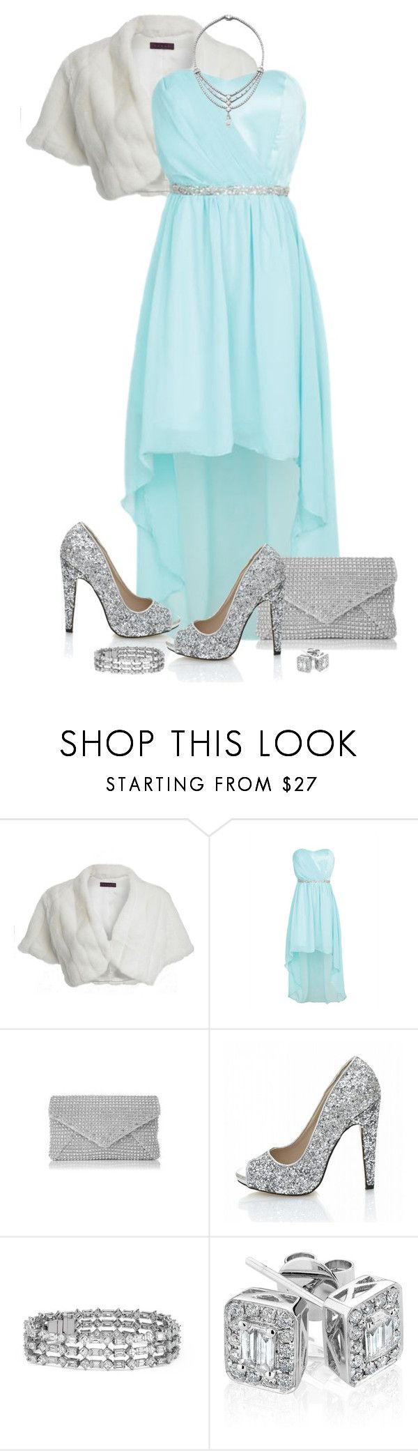 """""""Worth a Mint"""" by asigworth ❤ liked on Polyvore featuring Debut, L.K.Bennett, Quiz, Blue Nile and Reeds Jewelers"""