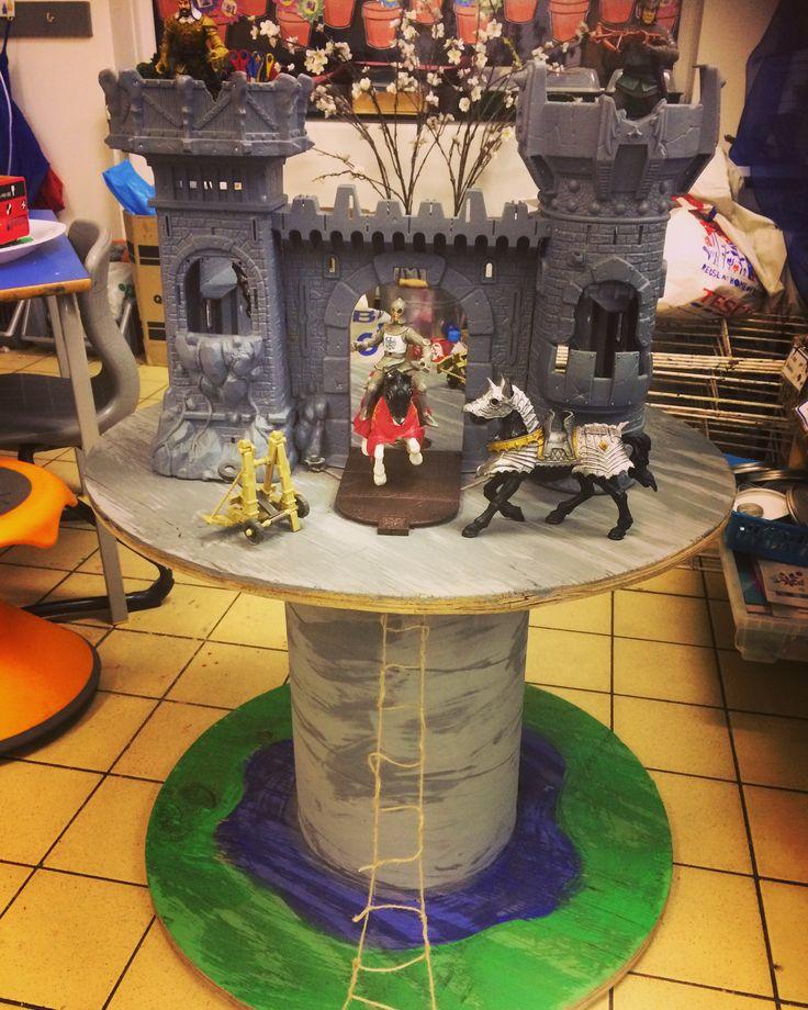 EYFS small world #castles #queens #kings #smallworld #eyfs
