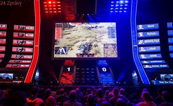 Počítačové hry na zimním stadionu: jak vypadá finále nejpopulárnější tankové hry světa