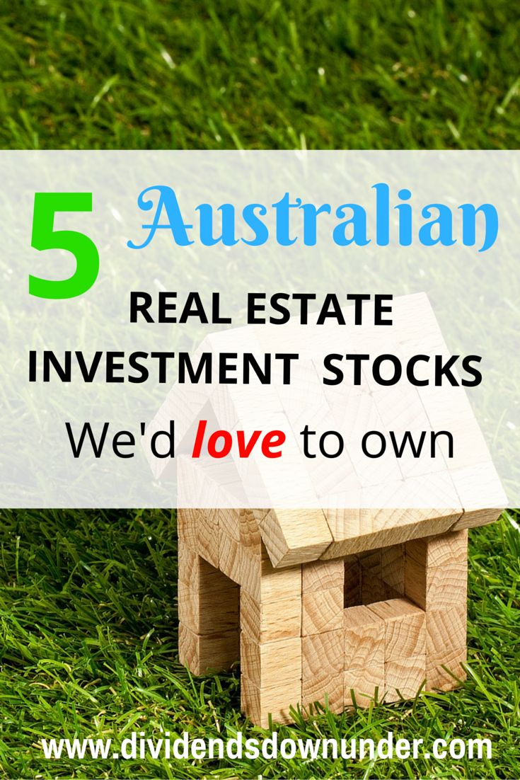 In uncertain times people often like to turn to safer assets where value, earnings and dividends/distributions are safer and more reliable. Real estate investment trusts (REITs) are a great choice, here are 5 that we think have got good long term futures that we want to buy.. Australian Finance Blog https://dividendsdownunder.com