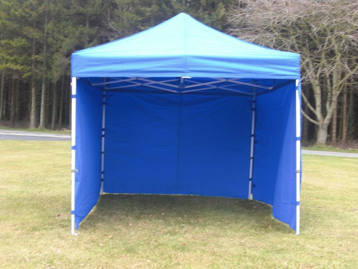 Remarkable strength of our 3m x 3m (10ft x 10ft) Industrial grade / heavy duty pop up gazebos is gained as this canopy is manufactured entirely from heavy gauge aluminium Square Section legs.