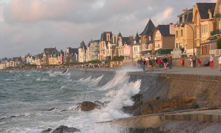 saint malo   Saint Malo, Sa cité corsaire, ses plages, Découvrer le tourisme à ...