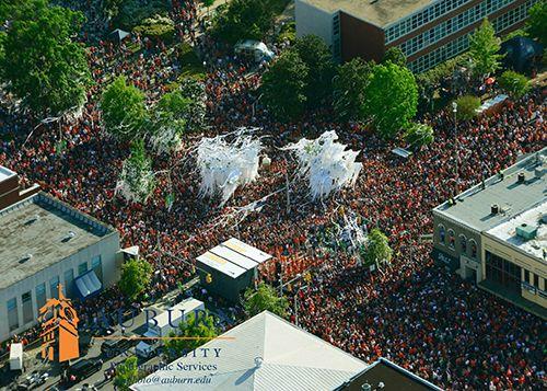 Auburn Will Prevail