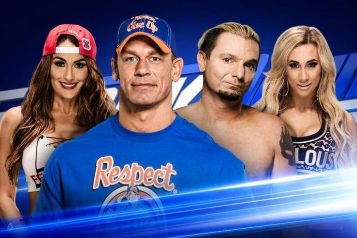 John Cena, Nikki Bella vs. Carmella, James Ellsworth: WWE Match Winner, Reaction | Bleacher Report