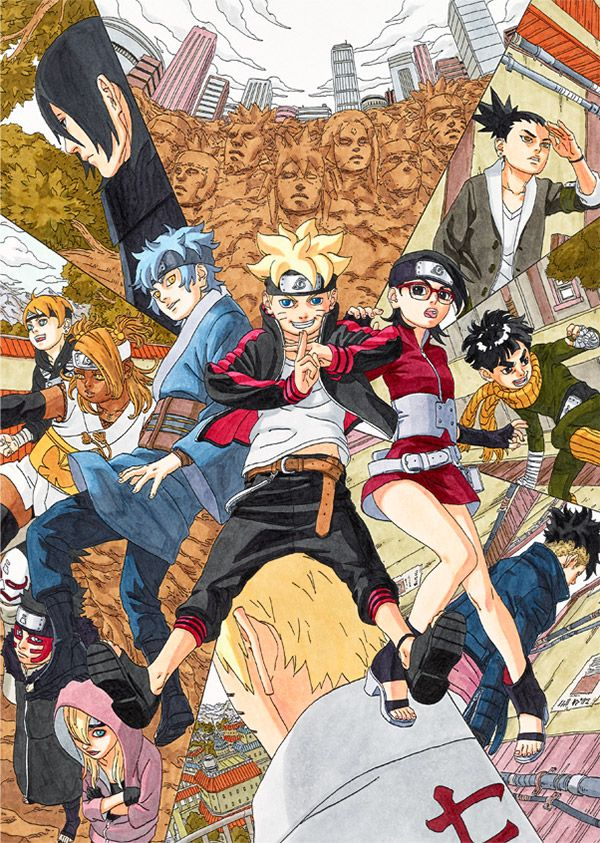 naruto next generation | Tumblr
