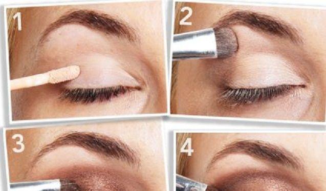 Cruella De Vil Inspired Makeup