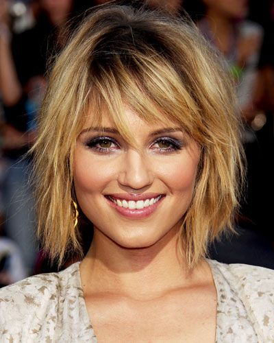 can't wait for my hair to grow out...love this shaggy bob