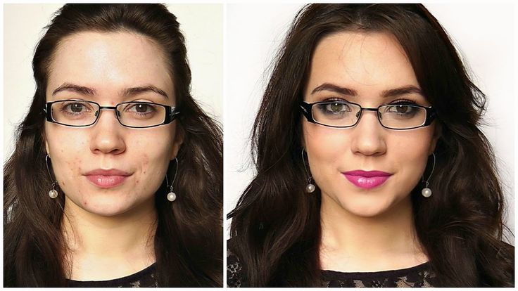 """Makeup for glasses"" wore this look without glasses a few days last week, love it! Super easy and very pretty."