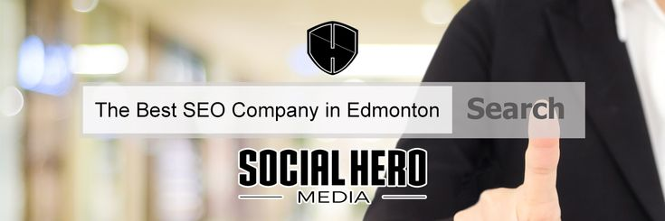 Call (780) 665-5115 for The best SEO company in Edmonton Alberta. Ten reasons Social Hero Media is one of the best in Canada for your SEO and online marketing needs 1.We have a massive social media network of over 500 k followers to help push your local content to the top of Google via Facebook, …