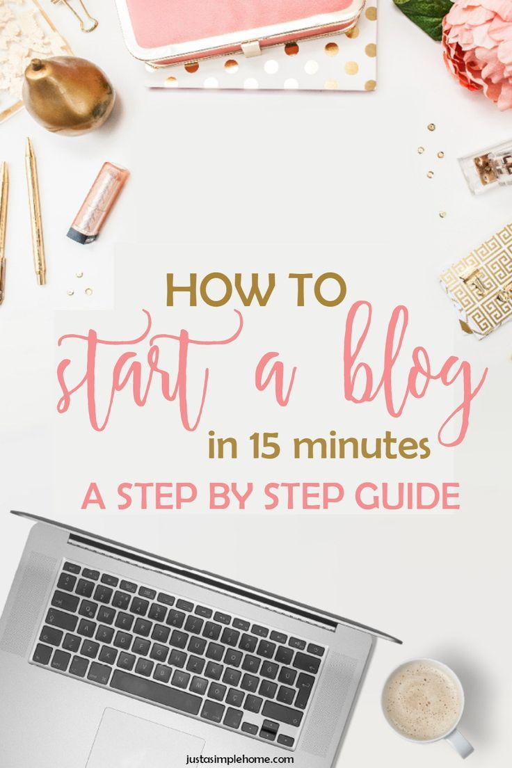 How To Start A Blog Guide - Have you wanted to start a blog but don't know how? Think it will take a lot of time and money? I have created a simple guide for you, walking you step by step through setting up your blog. You will be up and running in no time and will be set up for success. I started my blog as a stay at home mom and I am amazed at what I have been able to do for my family. Click here for the guide! JustASimpleHome