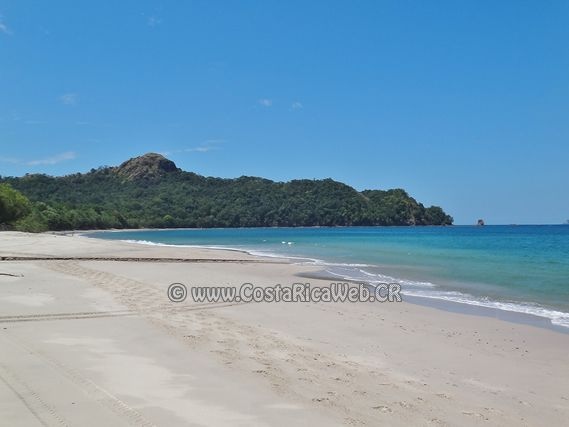 Conchal Beach Costa Rica in Cabo Velas, Santa Cruz, Guanacaste: information, location, address map, GPS coordinates, photos, video, how to get there by bus or airplane.