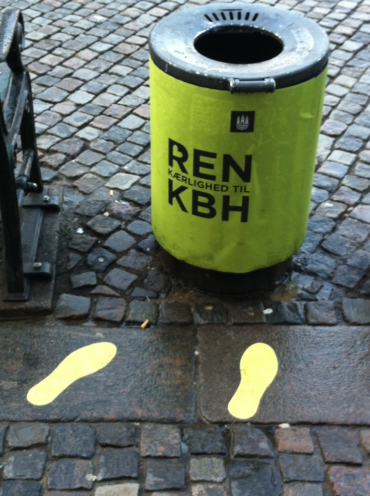 Keep the city cleen :D