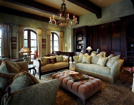 The attention to detail in this traditional living room is one of the many  reasons we. Traditional Living RoomsDesign FirmsLuxury BathLuxury Kitchens Austin ...