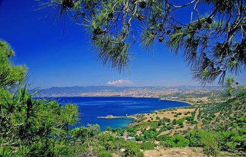 Where to go on holiday in April   Cyprus   http://www.weather2travel.com/holidays/where-to-go-on-holiday-in-april-for-the-best-hot-and-sunny-weather.php #travel
