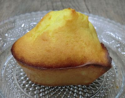 Ma petite cuisine gourmande sans gluten ni lactose: Muffins à la fleur d'oranger sans gluten et sans lactose