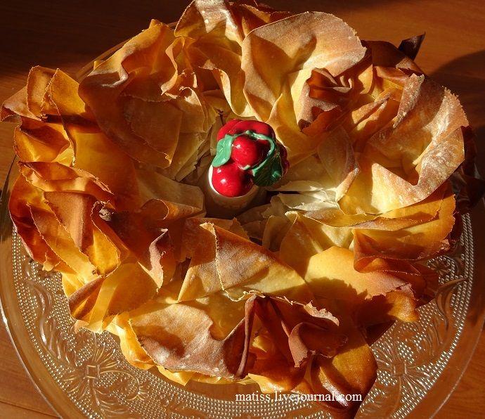 милашка стала сладости из теста фило рецепты с фото ребенок обожает диснеевский