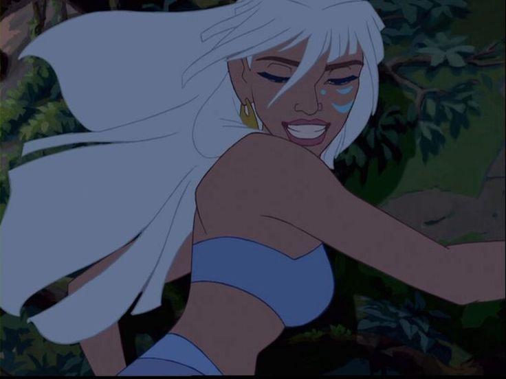 Kida: Disneys forgotten princess | Disney xxx | Pinterest