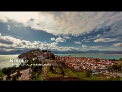 Nafplion, Greece (Time Lapse) by Creation Advertising