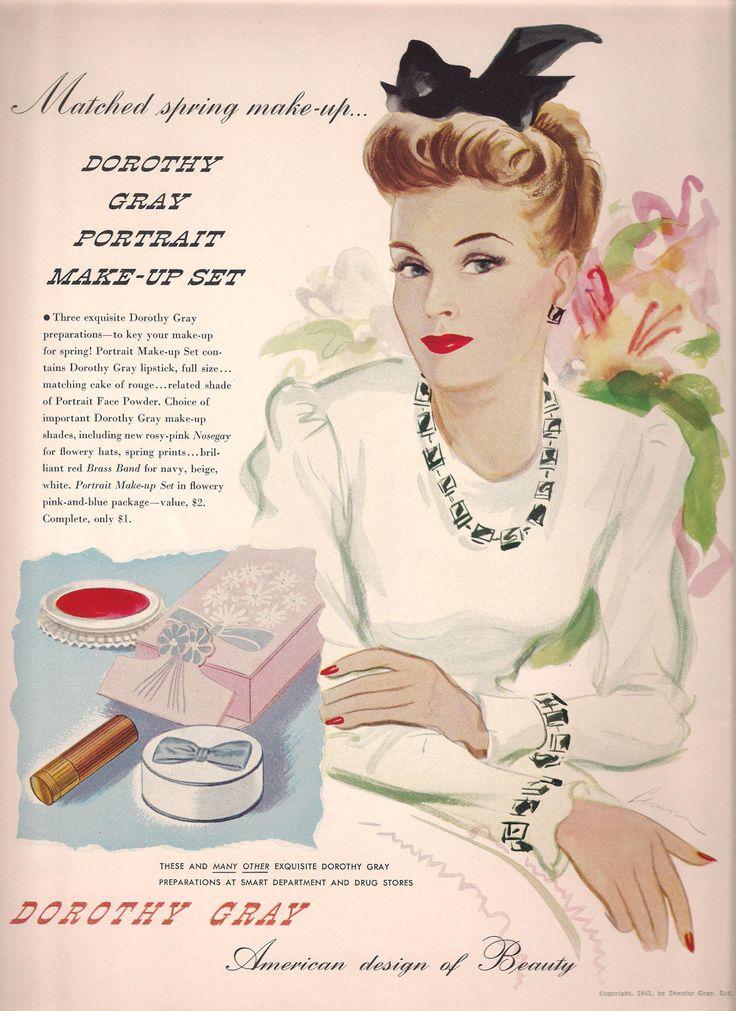 1590 best images about Vintage Advertising on Pinterest | Revlon ...