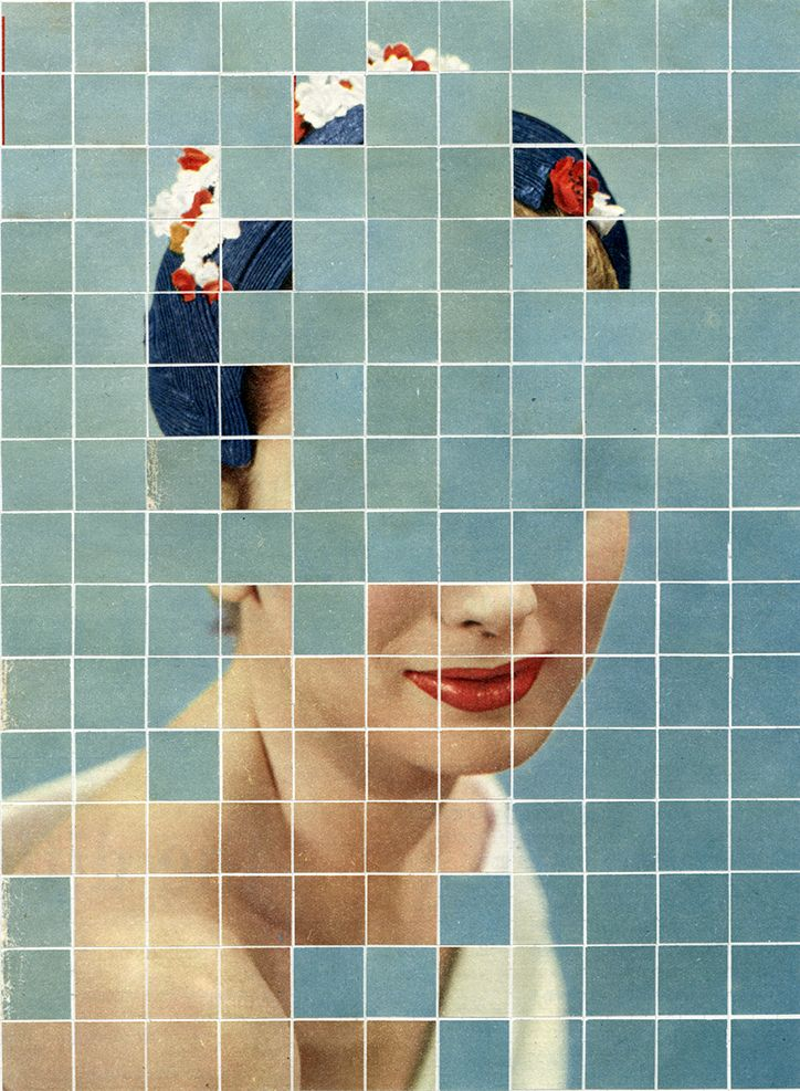 Meticulous and mesmerising collage work from Anthony Gerace.