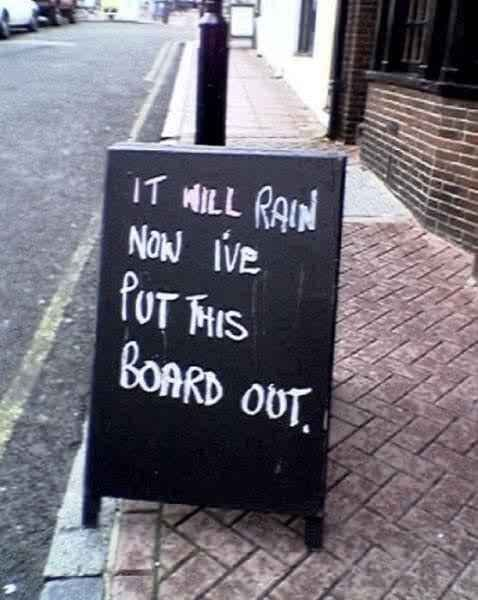 And this, the most British sign that has ever existed. | 37 Things Only British People Will Find Amusing