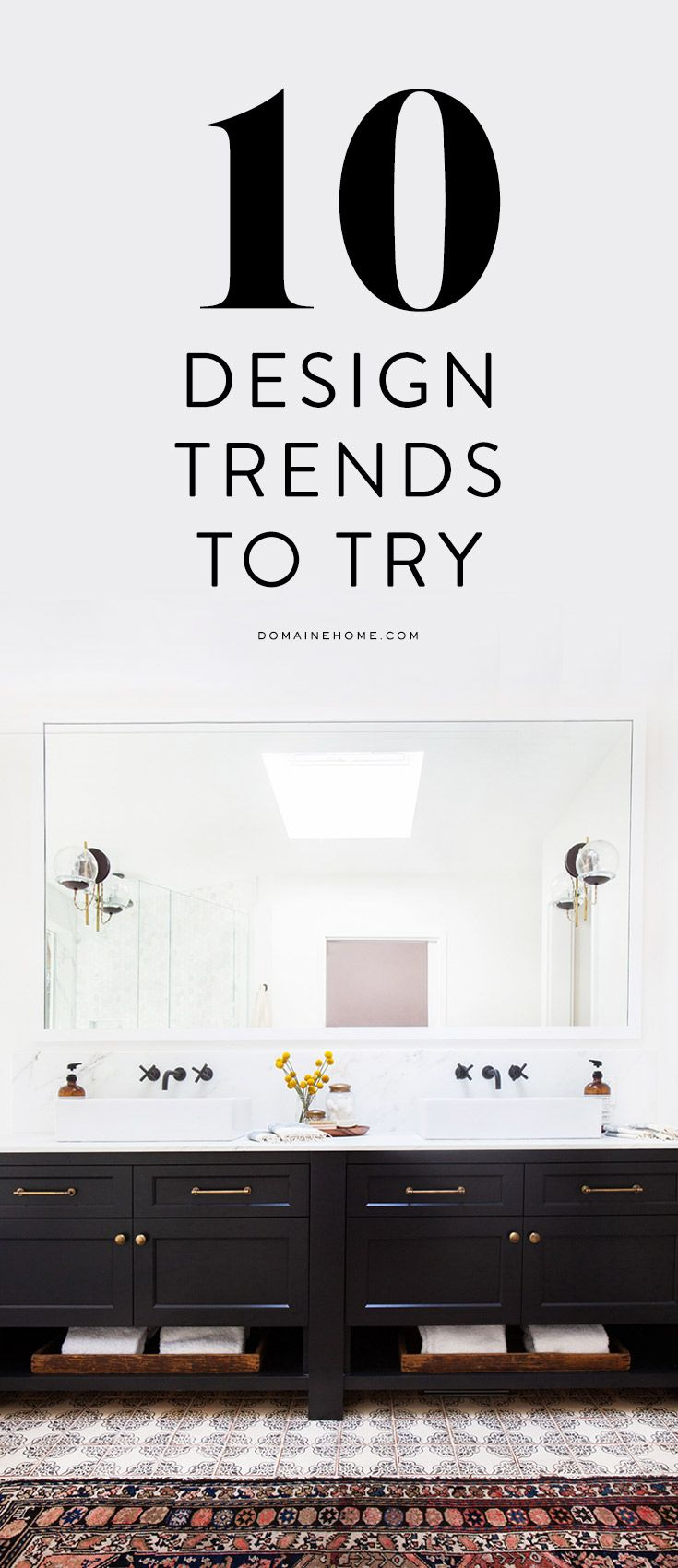 10 New Trends You Probably Havenu0027t Tried Yet