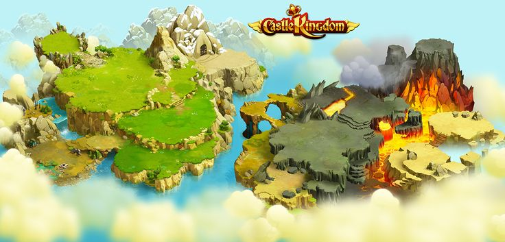 Castle Kingdom on Behance