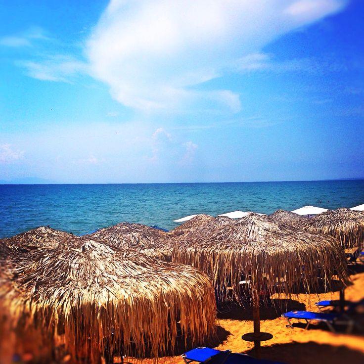 Amaliada- Palouki beach... Peloponnesus