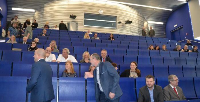 Lékařská fakulta v Plzni nově disponuje velkou posluchárnou