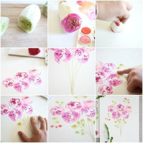 DIY Kid's Mother's Day Craft #DIY #mothersday